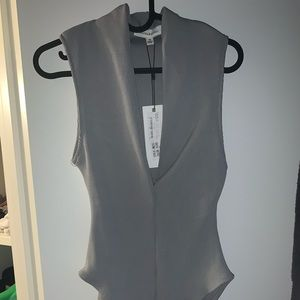 Other - Grey body suit